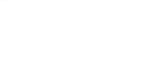 Door Nation Logo White (500w)